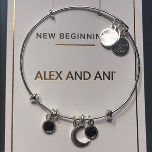 Moon and Star Multi Charm- Alex and Ani